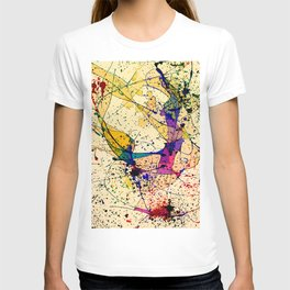 Paints T-shirt