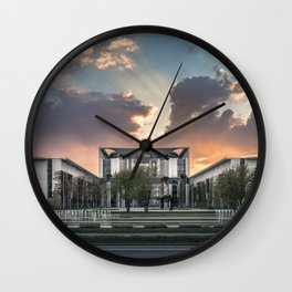 The White House Wall Clock