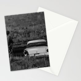 Psycho - Alfred Hitchcock Stationery Cards