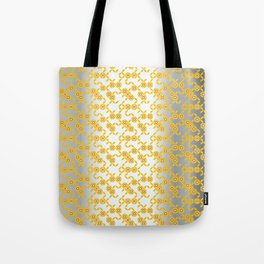 Traditional Japanese patter YABURESHIPPO Tote Bag