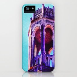 Day Three: Sunset Crown iPhone Case