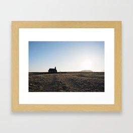 The Far North I Framed Art Print