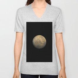 Nasa Picture 14: Mars Unisex V-Neck
