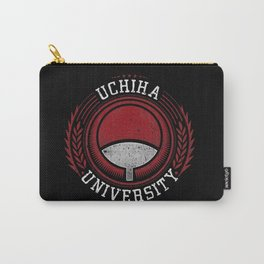Uchiha University Carry-All Pouch