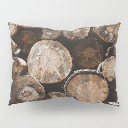 Yosemite Logging Pillow Sham