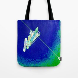 4Play Tote Bag