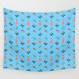 Edward Pattern Wall Tapestry