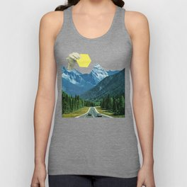 Moving Mountains Unisex Tank Top