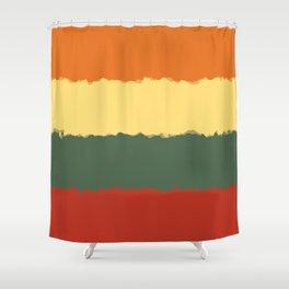 Stripes part 4 #eclecticart Shower Curtain