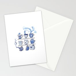 The Story of Tea Stationery Cards