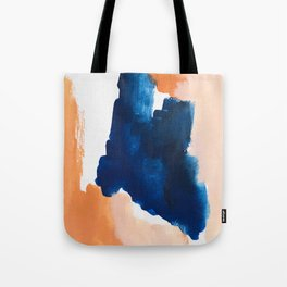 thursday afternoon: abstract painting Tote Bag
