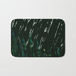 stormy summer Bath Mat