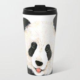 naughty little panda Travel Mug