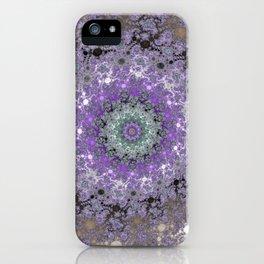 Fractal Wreath iPhone Case