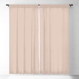 Behr Paint Sand Dance Light Pink S190-2 Trending Color 2019 - Solid Color Blackout Curtain