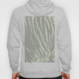 Tiger print Light Grey Hoody