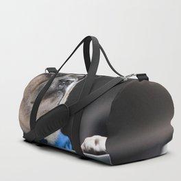 Pug Ride Duffle Bag