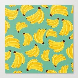 La Banane Canvas Print