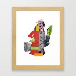 C5 Framed Art Print