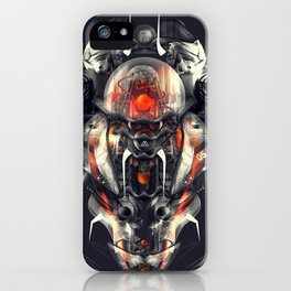 NeuroGenesis iPhone Case