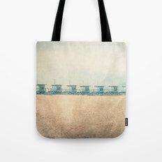 Venice cabins Tote Bag