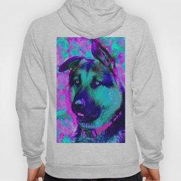 Artistic Dog Expression Hoody