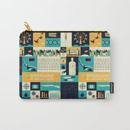 Divergent items Carry-All Pouch