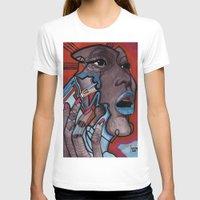 murakami T-shirts featuring China girl by Joseph Walrave