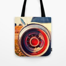 T-Bird taillight Tote Bag