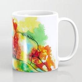 Lover's Embrace Coffee Mug
