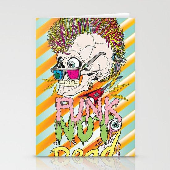 Punk Stationery Cards