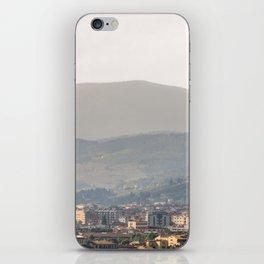 White Hills iPhone Skin
