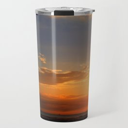 Sunset in the Bay Travel Mug