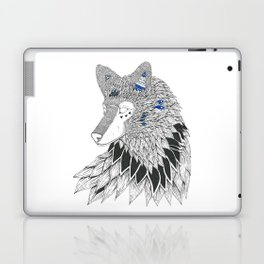 O-oookami Laptop & iPad Skin