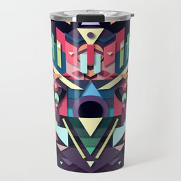 BirdMask Visuals - Sparrowhawk Travel Mug