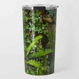 succulents wall Travel Mug