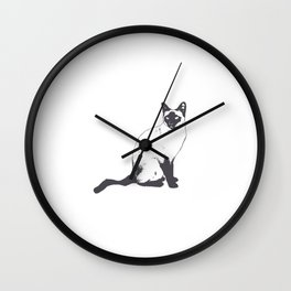 I like yourcattitude Wall Clock