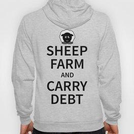Sheep Keep Calm Hoody