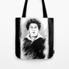 DARK COMEDIANS: Jonah Hill Tote Bag