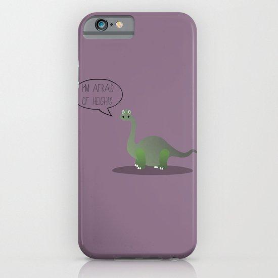 Dinophobia iPhone & iPod Case