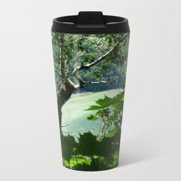 Willoughby Lake Metal Travel Mug