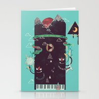 play Stationery Cards featuring Play! by Hector Mansilla