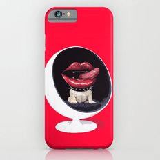Dog mouth iPhone 6s Slim Case
