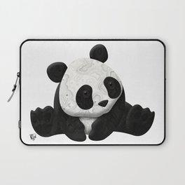 Lace Agate Panda Laptop Sleeve