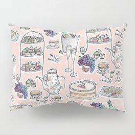Afernoon Tea Pattern Pillow Sham