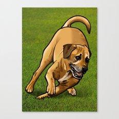 Bentley Canvas Print