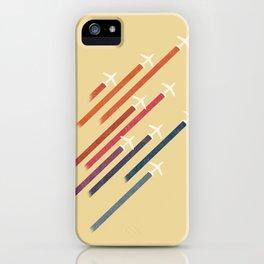 Aerial display (ver.2) iPhone Case
