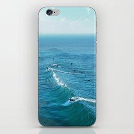 Huntington Beach iPhone Skin
