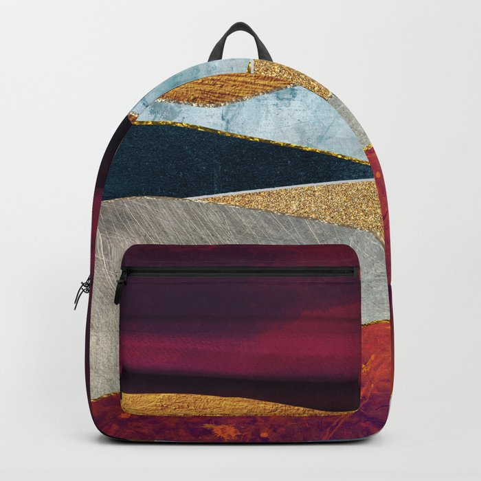 Crimson Sky Backpack