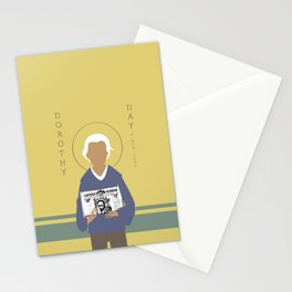 Dorothy Day Stationery Cards